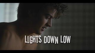 steve harrington ✘ lights down low (stranger things)