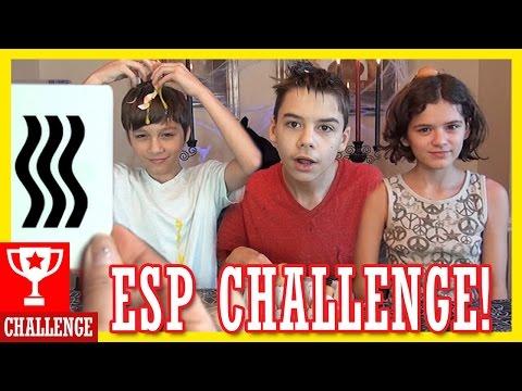 ESP CHALLENGE!  |  KITTIESMAMA
