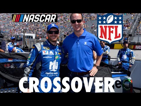 When NASCAR and the NFL Crossover