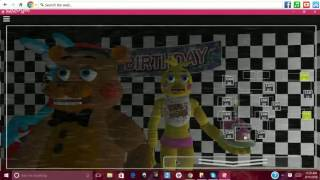 FNAF 3 on Roblox ?!?!?!?! no talking though :(