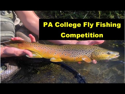 PA Collegiate Fly Fishing Championship 2019 (PACFFC)