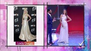 Fabrizio Crispino - Diva Express - Lady Gaga - Detto Fatto 13/09/2018