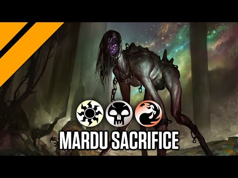 Mardu Sacrifice -