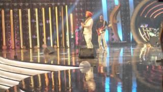 Bulla ki jana - Rabbi Shergill Live in Karachi 12th March 2013 Hum TV Award Function