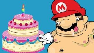 Super Fat Mario | Super Sized Mario Bros