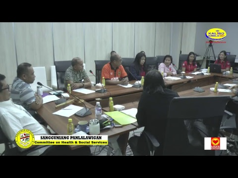 "Kalibo Cable Live: SP Aklan ""Committee on health and Social services"""