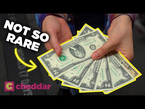 Why Are We Still Making (A Lot Of) $2 Bills? - Cheddar Explains