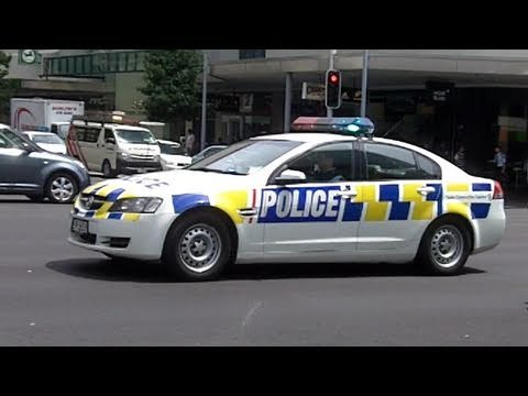 New Police Cars Nz