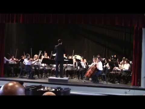 Linden Hall Orchestra - 2015 Fall Parents Weekend Concert