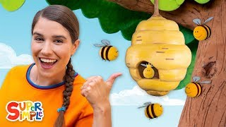 Here Is The Beehive | featuring Caitie | Nursery Rhymes from Caitie's Classroom