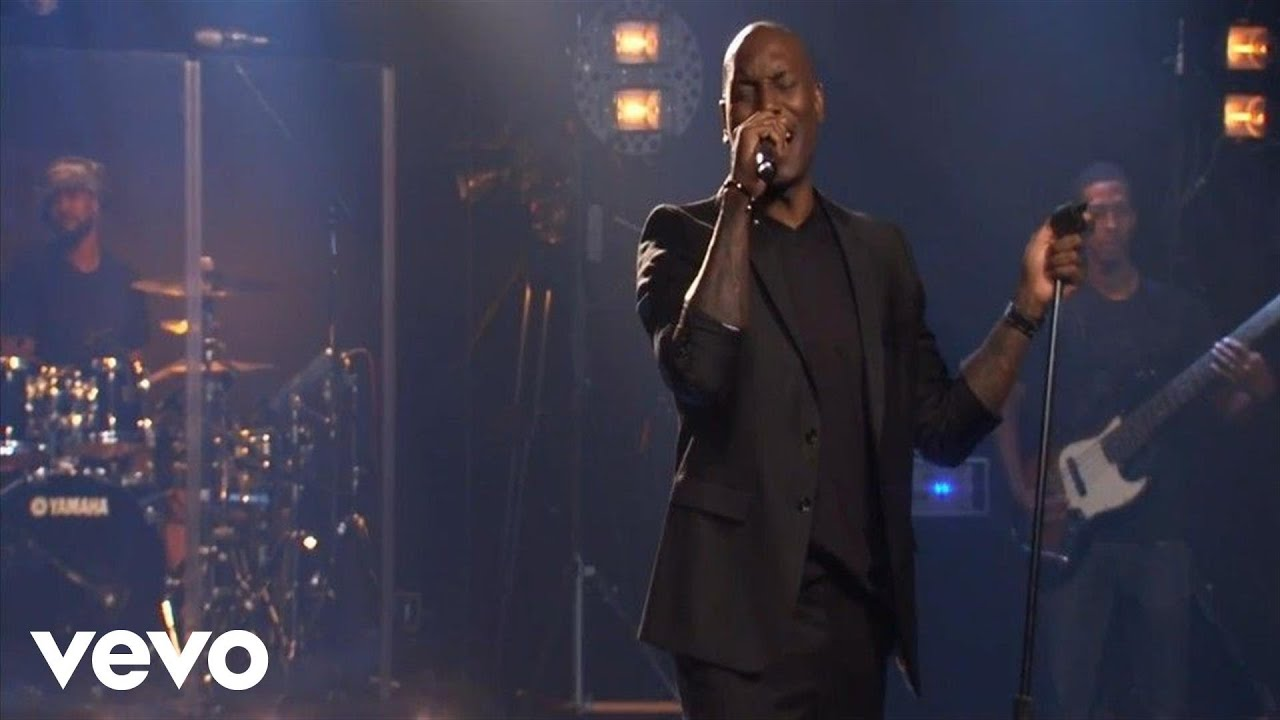 Download Tyrese - How You Gonna Act Like That? (AOL Sessions)