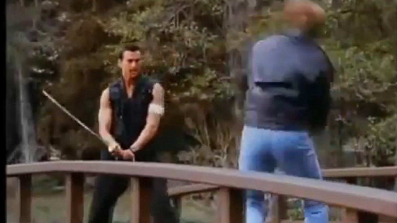 "Download Daniel Bernhardt ""True Vengeance"" (1997) Fight Scene Archives , karate, katana sword, taekwondo"