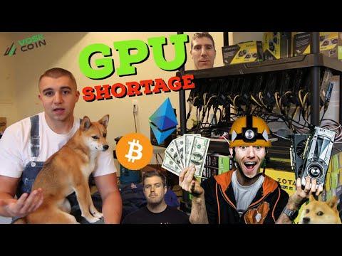 Crypto-miners Took Our GPUs!! Nvidia SHORTAGE | Mining Profitable? | Ethereum 2.0 | Libra | Zort