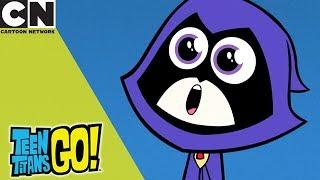 Teen Titans Go! | Der-Titanen Treffen Ihre Sprecher | Cartoon Network