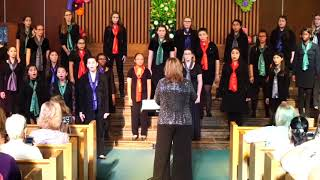 Shenandoah Performed by the Houston Girls Chorus and conductor Amy Moore