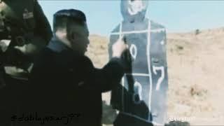kim jong un y las pistolas ( doblaje )