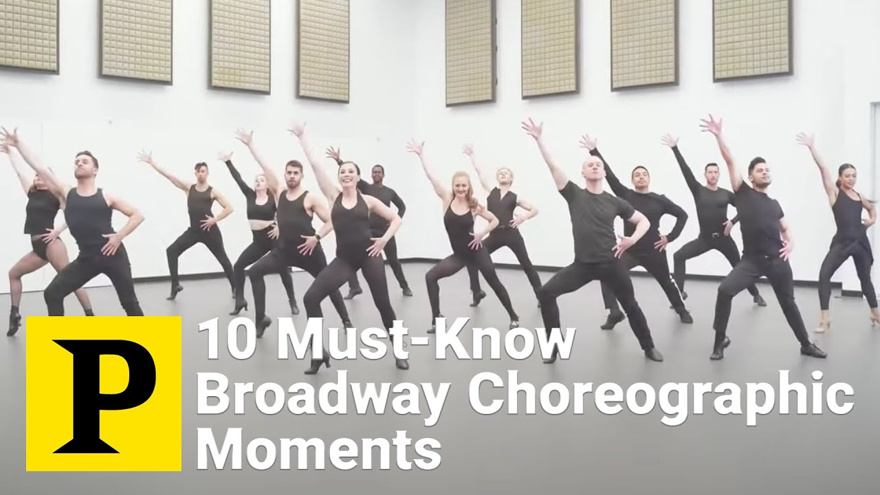 12 Broadway Dances You Can Learn At Home Right Now Todaytix Insider