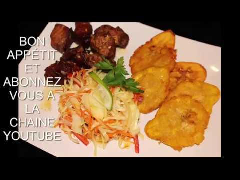 Griot Haitien La Recette Pas A Pas Etape 3 Youtube
