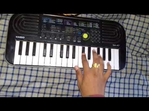 Piano song on Baba Tere Gal muccha Lambe latkanta ( machhla haran)