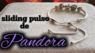 Pandora sliding pulso