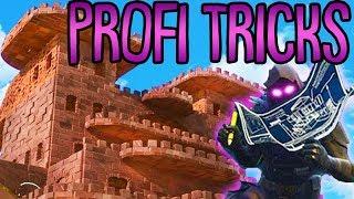 Die BESTEN BAU TIPPS & TRICKS! | Bauen wie ein Profi | Fortnite Battle Royale
