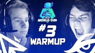 The SCARIEST Fortnite World Cup Duo! (Mitr0 & Mongraal 30+ Kills World Cup Warm Up)