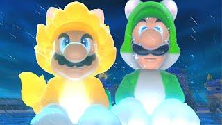 Bowsers's Fury - Mario & Luigi Final Boss + Ending