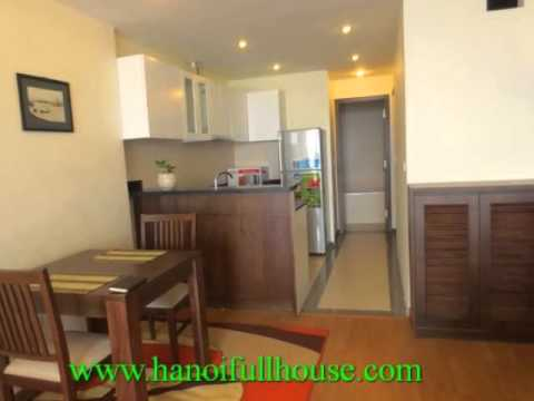 Serviced apartment for Japanese rent in Hanoi center, Vietnam.