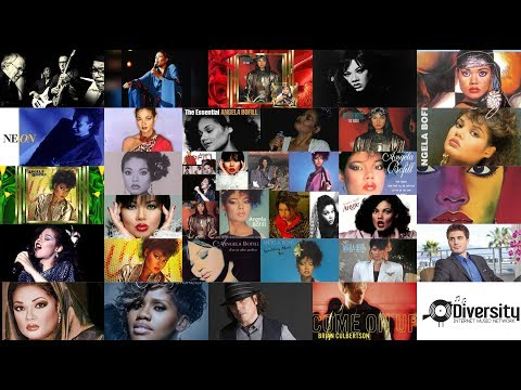"""""""Angela Bofill Songstress"""" in the Mix"""