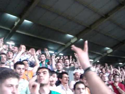 Sakaryaspor - Altay (1. Lig Play-Off Final - Ankara 2006)