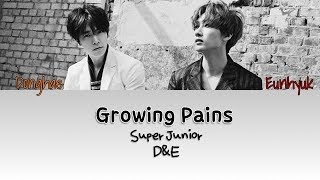 Super Junior D&E -Growing Pains (Han/Rom/Eng) colorcoded