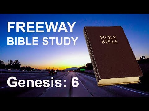 FREEWAY BIBLE STUDY - Genesis: 6 - Wickedness in the World