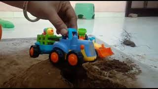Tractor Cartoon | Tractor Trally | Mini Tractor | Tractor for Kids | Tractor Wala | Tractor Video