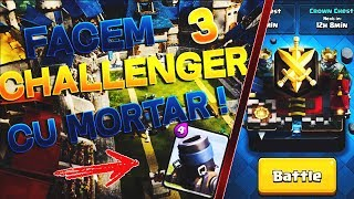 🔴[LIVE] AM REUSIT SA FAC CHALLENGER 3! - Clash Royale Romania