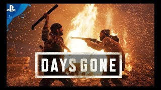 DAYS GONE Walkthrough Gameplay Part 1 – INTRO (PS4)