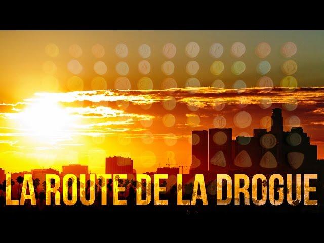 La route de la drogue ... Police sur FailyV - GTA V RP