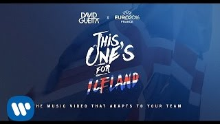 David Guetta ft. Zara Larsson - This One's For You Iceland (UEFA EURO 2016™ Official Song)