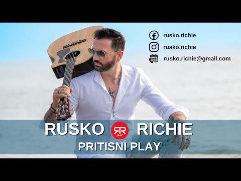 Rusko Richie / Pritisni play [ Official video ]