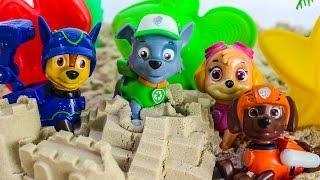 ЩЕНЯЧИЙ ПАТРУЛЬ новые серии Развивающие мультики для детей Игрушки Paw Patrol Мультфильмы для детей