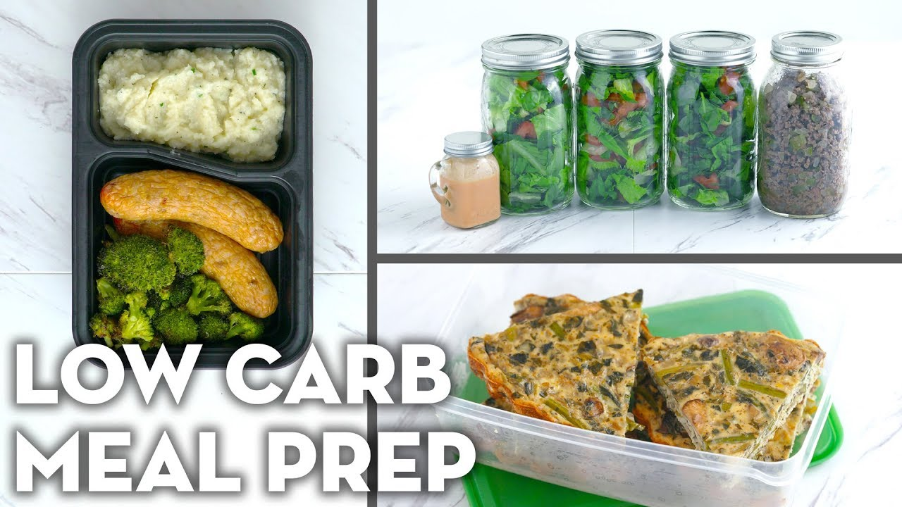 low carb easy meal prep recipes meal prep breakfast lunch and dinner mind over munch youtube. Black Bedroom Furniture Sets. Home Design Ideas