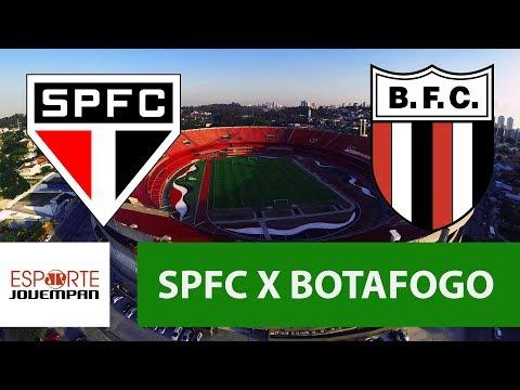 São Paulo x Botafogo SP - AO VIVO - 03/02/18