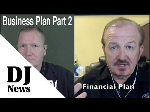 Dj business plan