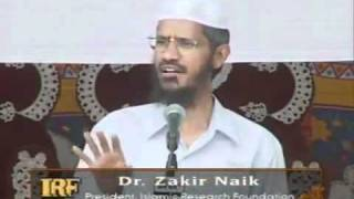 Definition of ALLAH Subhana Watala !! Dr Zakir Naik (Urdu)