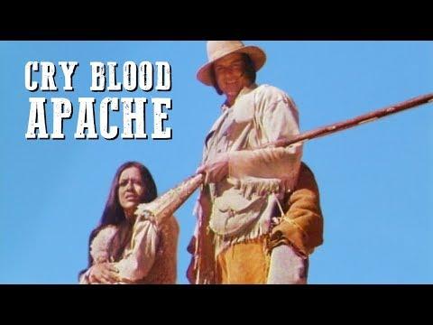 Cry Blood, Apache   RARE WESTERN MOVIE   Cowboy Film   English   Free Full Movie