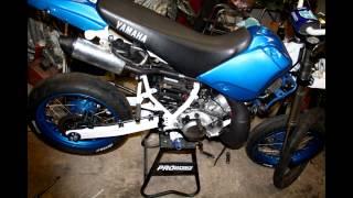 yamaha dt 170cc project