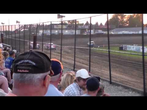 Late Model Heat 2 @ Marshalltown Speedway 06/02/17