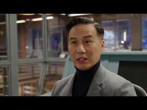"JURASSIC WORLD FALLEN KINGDOM ""Dr. Wu"" Behind The Scenes BD Wong Interview"