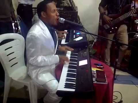 CHRIS MORGAN IN LIVE WORSHIP @SHELTER OF GLORY ABUJA