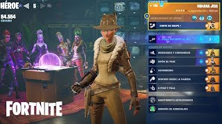 Best for Farming / Indiana Jess Fortnite: Saving the #344 World