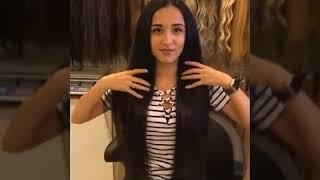 8 parça Çıtçıt saç nasıl takılır?